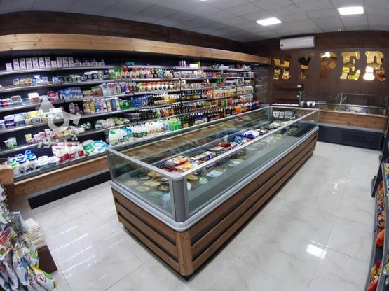 تجهیزات فروشگاهی، یخچال پرده هوا (بهسرما) در گروه خرید و فروش خدمات و کسب و کار در تهران در شیپور-عکس1