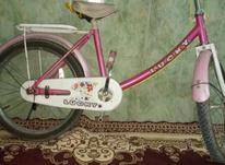 دوچرخه دخترونه در حد نو خیلی سالم  در شیپور-عکس کوچک