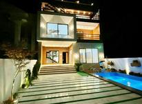ویلا فوریبلکس 480متر بنا فول امکانات در شیپور-عکس کوچک