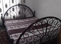 تخت فلزی در حد نو تمیز  در شیپور-عکس کوچک