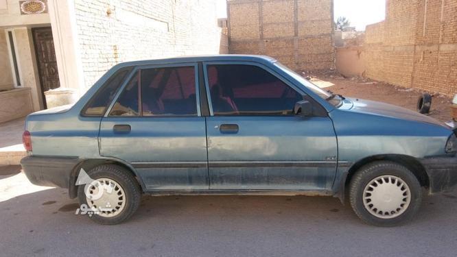 پراید83معاوضه ای در گروه خرید و فروش وسایل نقلیه در یزد در شیپور-عکس1