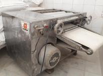 دستگاه نان پهن کن 50سانتی به شرط سالم  در شیپور-عکس کوچک