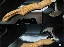 فروش چاقو وتبر دست ساز در شیپور-عکس کوچک