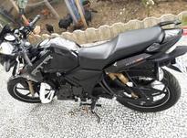 فروش یک عدد موتورسیکلت آپاچی 94 در شیپور-عکس کوچک