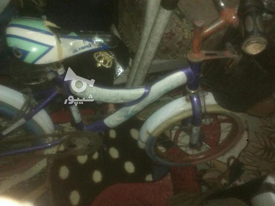 دوچرخه 16 در حد نو در گروه خرید و فروش ورزش فرهنگ فراغت در البرز در شیپور-عکس1