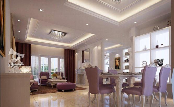 اجاره آپارتمان 130 متر در سعادت آباد در گروه خرید و فروش املاک در تهران در شیپور-عکس1