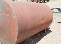 تانکر 10هزار لیتری در شیپور-عکس کوچک