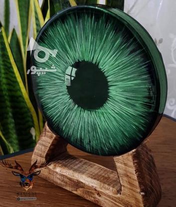 تابلوی چشم رومیزی با قطر 25 در گروه خرید و فروش لوازم خانگی در مازندران در شیپور-عکس1