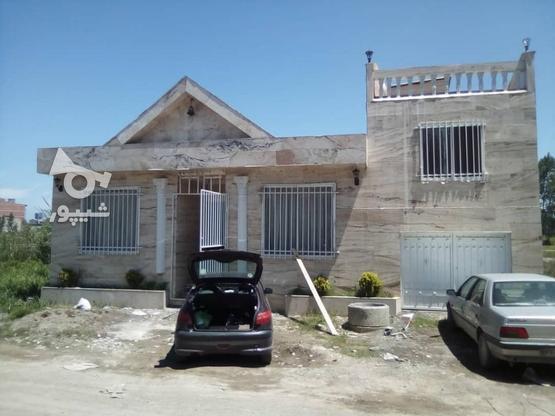 فروش ویلا نیم پیلوت ساحلی در گروه خرید و فروش املاک در مازندران در شیپور-عکس1