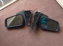 یک جفت آینه نو مدل بالایی 405وطاقچه 405 در شیپور-عکس کوچک