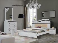سرویس تخت خواب دو نفره با تمام وسایل کامل میباشد  در شیپور-عکس کوچک