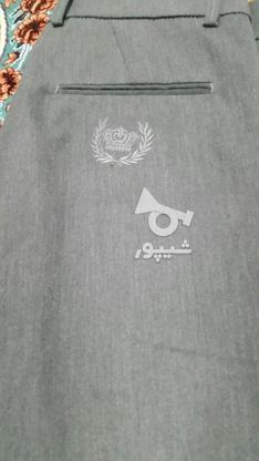 شلوار پاکتی مردانه نو در گروه خرید و فروش لوازم شخصی در البرز در شیپور-عکس1