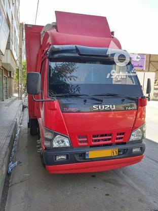 راننده ایسوزو شش تن با بیست سال سابقه کار در گروه خرید و فروش استخدام در تهران در شیپور-عکس1