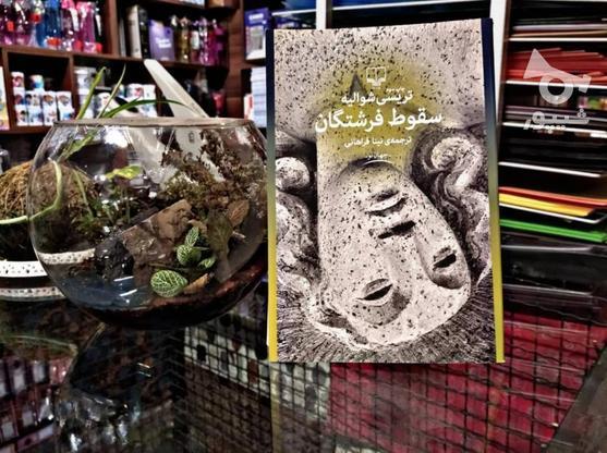 """کتاب""""سقوط فرشتگان""""اثر""""تریسی شوالیه"""" در گروه خرید و فروش ورزش فرهنگ فراغت در سیستان و بلوچستان در شیپور-عکس1"""