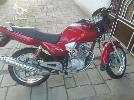 موتور سیکلت پیاجیو در گروه خرید و فروش وسایل نقلیه در خراسان رضوی در شیپور-عکس1