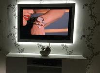 میز تلویزیون دیواری (ساخت سفارشی در یک هفته) در شیپور-عکس کوچک