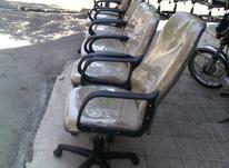 تعدادی صندلی مدیریت جکدار کارکرد سالم خارجی در شیپور-عکس کوچک
