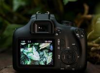 دوربین کنون 4000d با لنز 18 55 در حد نو در شیپور-عکس کوچک