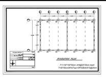 نقشه کشی سوله - طراح سوله  در شیپور
