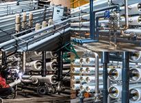 دستگاه تصفیه آب صنعتی/سختی گیر/رسوب گیر در شیپور-عکس کوچک