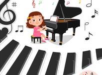 مدرس پیانو، موسیقی کودک، ارف در شیپور-عکس کوچک