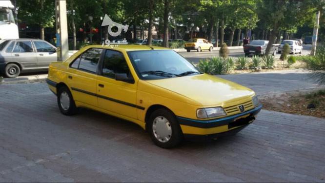 تاکسی بین شهری پژو405دوگانه سوزمدل86 در گروه خرید و فروش وسایل نقلیه در آذربایجان شرقی در شیپور-عکس1