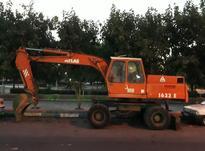 بیل مکانیکی اطلس1622 در شیپور-عکس کوچک