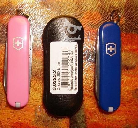 چاقو چند کاره VICTORINOX در گروه خرید و فروش ورزش فرهنگ فراغت در تهران در شیپور-عکس1