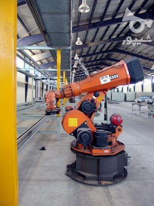 2 عدد ربات کوکا 6 محوره در گروه خرید و فروش صنعتی، اداری و تجاری در اصفهان در شیپور-عکس1
