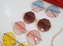عینک آفتابی  دور فلزی مدل 40019 در شیپور-عکس کوچک
