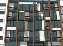 فروش آپارتمان لاکچري 124 متری درخیابان هراز آمل در شیپور-عکس کوچک