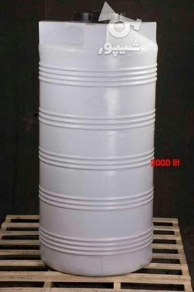 مخزن 2000 لیتری عمودی بلند - تانکر و منبع و مخازن آب در گروه خرید و فروش خدمات و کسب و کار در تهران در شیپور-عکس2