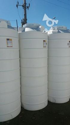 مخزن 2000 لیتری عمودی بلند - تانکر و منبع و مخازن آب در گروه خرید و فروش خدمات و کسب و کار در تهران در شیپور-عکس1