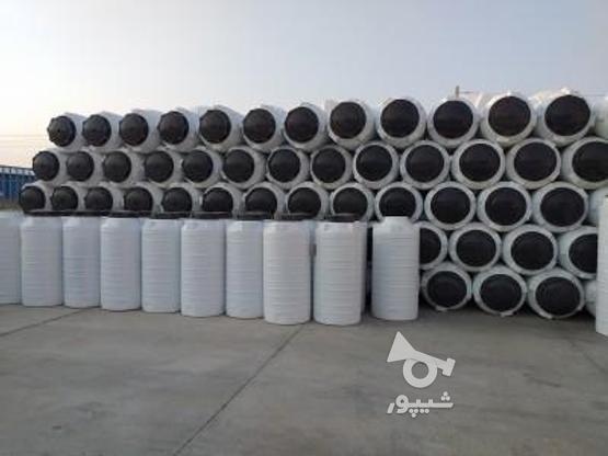 مخزن 1500 لیتری عمودی پلی اتیلن - تانکر و منبع ذخیره آب در گروه خرید و فروش خدمات و کسب و کار در تهران در شیپور-عکس1