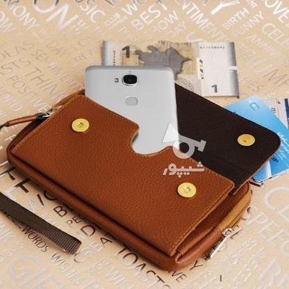 کیف موبایل دستی و کمری / کیف پول در گروه خرید و فروش موبایل، تبلت و لوازم در تهران در شیپور-عکس1