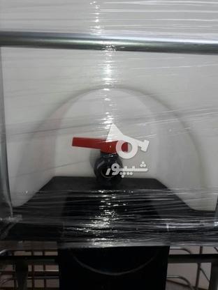 مخزن 1000 لیتری حفاظ دار IBC - تانکر و منبع مکعبی آب  در گروه خرید و فروش خدمات و کسب و کار در تهران در شیپور-عکس3
