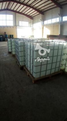 مخزن 1000 لیتری حفاظ دار IBC - تانکر و منبع مکعبی آب  در گروه خرید و فروش خدمات و کسب و کار در تهران در شیپور-عکس2