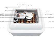 دستگاه جوجه کشی 96تایی ارسال رایگان لنگرجوجه ای در شیپور