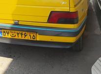 پژو405 تاکسی  در شیپور-عکس کوچک