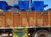 دستگاه اسیاب پلاستیک لاک سبد پت و مواد ضایعات بازیافت خردکن در شیپور-عکس کوچک