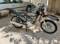 موتورسیکلت شکاری  150 تمیز بدون مشکل  در شیپور-عکس کوچک