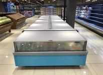 تجهیزات فروشگاهی، یخچال پرده هوا ( بهسرما) در شیپور-عکس کوچک
