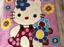 قالیچه طرح کیتی در شیپور-عکس کوچک