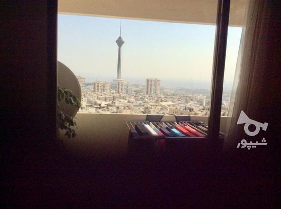 105متر 2خواب/ شهرک غرب/ طبقه بالای برج در گروه خرید و فروش املاک در تهران در شیپور-عکس1