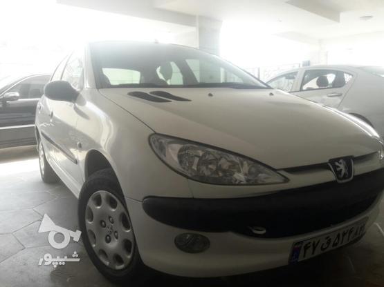 206 تیپ 2 فول مدل ۹۴ در گروه خرید و فروش وسایل نقلیه در مازندران در شیپور-عکس1