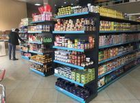 تجهیزات فروشگاهی، قفسه فروشگاهی ( بهسرما) در شیپور-عکس کوچک
