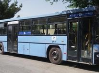 اتوبوس شهاب مدل آگورا 87 در شیپور-عکس کوچک