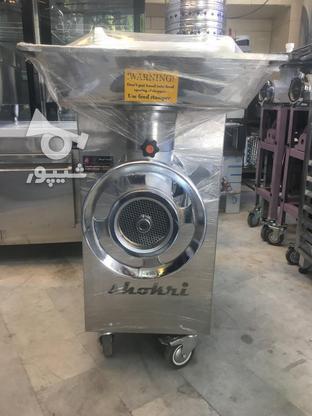چرخرگوشت طرح چگا32 گیربگسی تک فز در گروه خرید و فروش صنعتی، اداری و تجاری در تهران در شیپور-عکس1