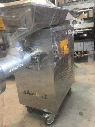 چرخرگوشت طرح چگا32 گیربگسی تک فز در گروه خرید و فروش صنعتی، اداری و تجاری در تهران در شیپور-عکس2