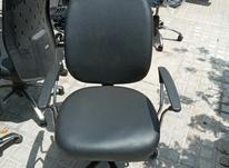 تعدادی صندلی مدیریت جکدار چرم 450ارسال رایگان در شیپور-عکس کوچک